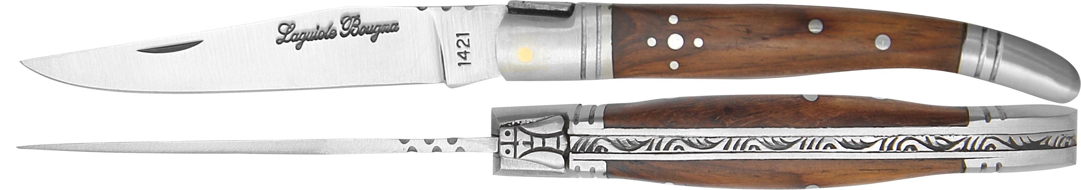 LB - Couteau 12 cm - palissandre