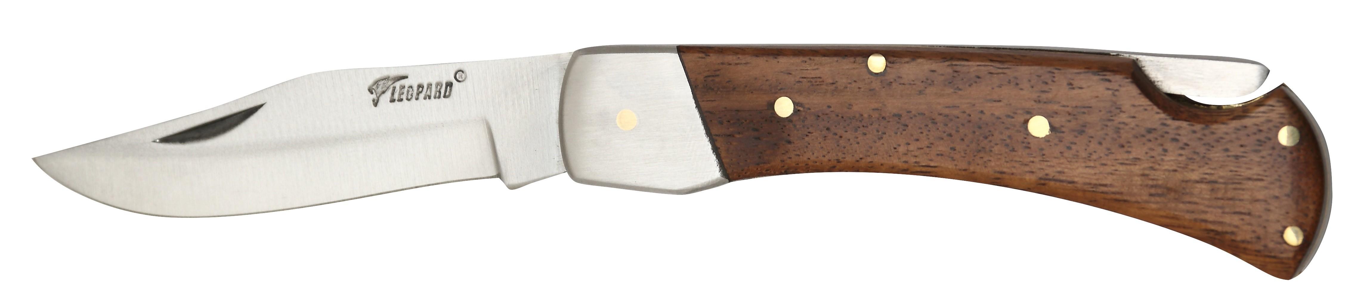 """L - Couteau Sahib 4"""" - palissandre"""